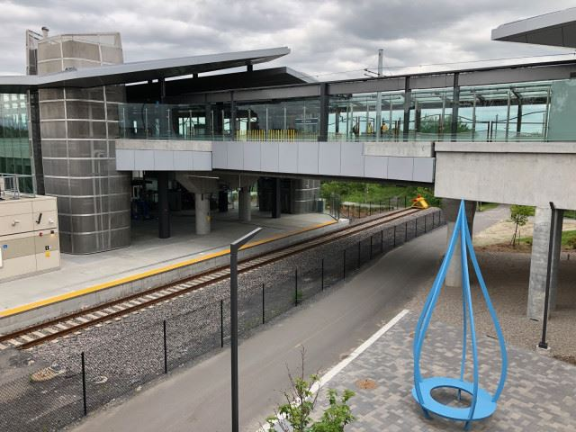 Snapshot of Bayview Station - June 13, 2019
