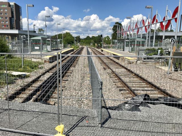 Snapshot of Carleton Station - July 29, 2020