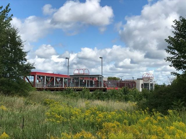 Snapshot of Greenboro Station - August 19, 2020