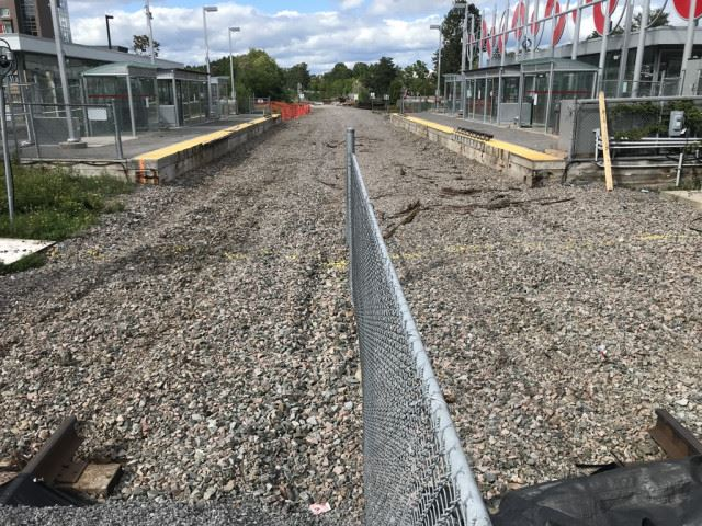 Snapshot of Carleton Station - August 25, 2020