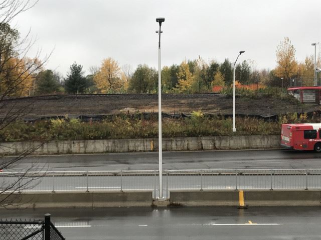 Snapshot of Greenboro Station - October 26, 2020
