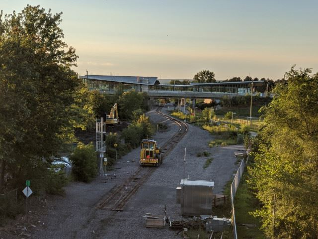 Snapshot of Bayview Station - September 3-4, 2020