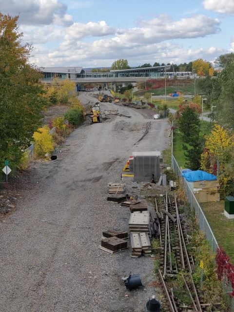 Snapshot of Bayview Station - October 14, 2020