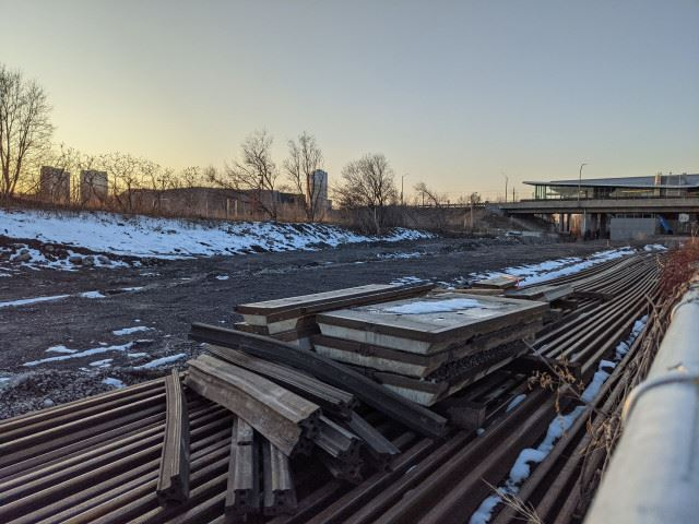 Snapshot of Bayview Station - November 29, 2020