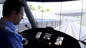 Behind the Scenes : Alstom Citadis Spirit simulator