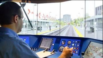 Behind the Scenes : Alstom Coradia LINT simulator
