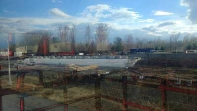 Snapshot of Greenboro Station - April 12, 2021