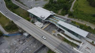 Snapshot of Bayview Station - June 12, 2021