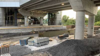 Snapshot of Bayview Station - July 28, 2021