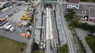 Snapshot of Corso Italia Station - September 2, 2021