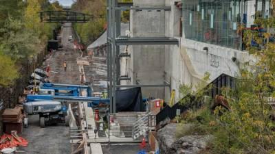 Snapshot of Dow's Lake Station - October 22, 2021