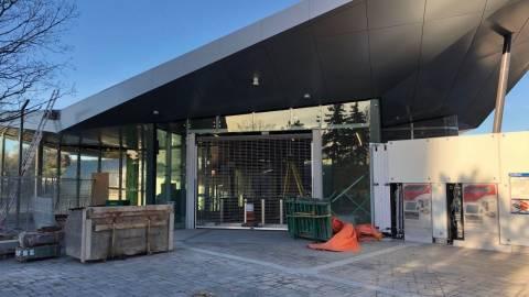 Snapshot of Lees Station - November 4, 2018