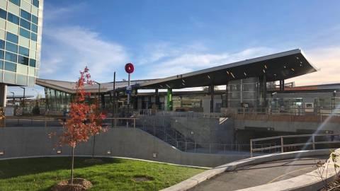 Snapshot of uOttawa Station - November 4, 2018