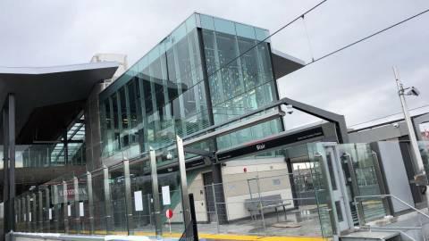 Snapshot of Blair Station - November 10, 2018