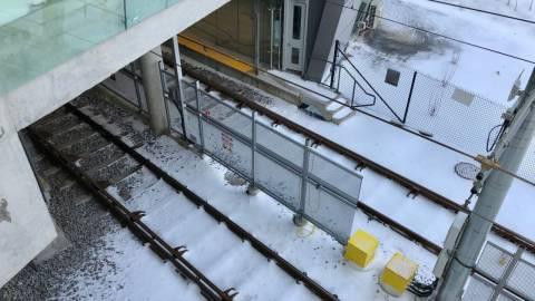 Snapshot of Tremblay Station - January 10, 2019