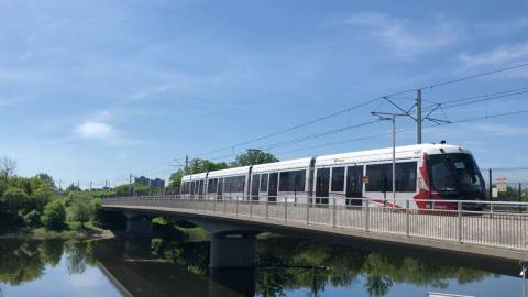 Snapshot of Lees Station - June 9, 2019