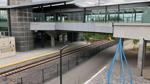 Snapshot of Bayview Station - June 13, 2019