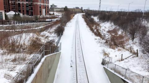 Snapshot of Walkley Station - January 8, 2020