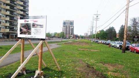 Snapshot of Sherbourne Station - May 25, 2020