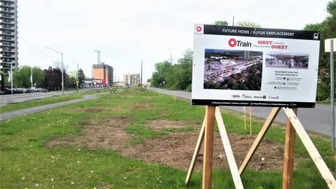 Snapshot of New Orchard Station - May 25, 2020