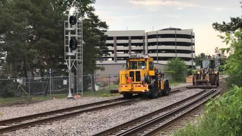 Snapshot of Carleton Station - June 22, 2020