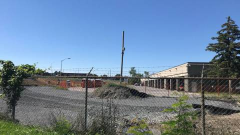 Snapshot of Queensview Station - August 15, 2020