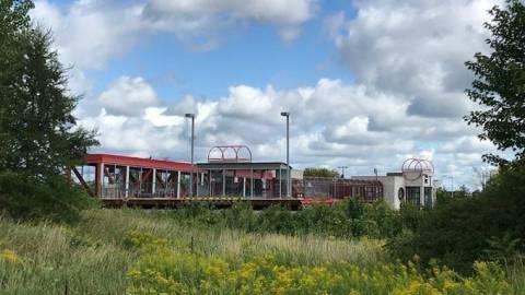 Snapshot of Greenboro Station - August 19, 2020