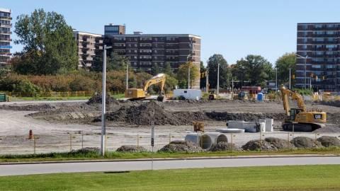 Snapshot of Lincoln Fields Station - September 20, 2020