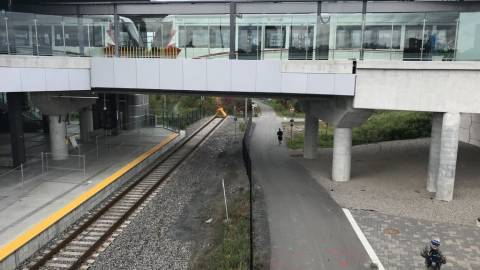 Snapshot of Bayview Station - October 4, 2020
