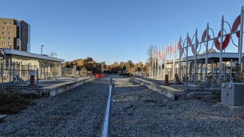 Snapshot of Carleton Station - October 11, 2020