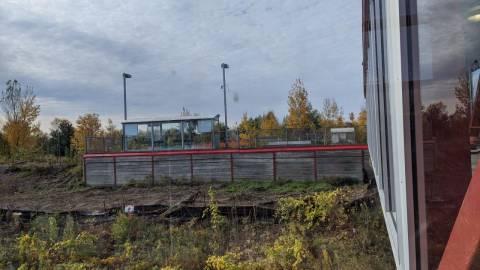 Snapshot of Greenboro Station - October 25, 2020