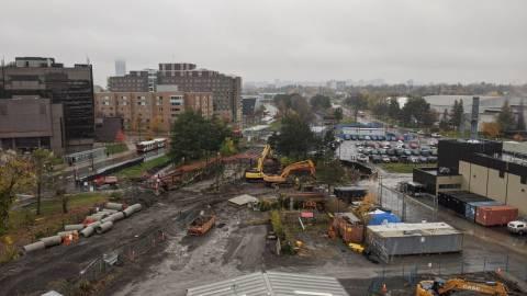 Snapshot of Carleton Station - October 26, 2020