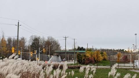 Snapshot of Uplands Station - October 27, 2020