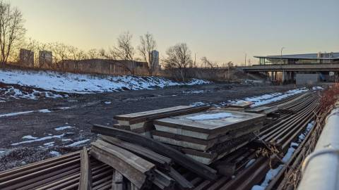 Snapshot of Bayview Station - November 29, 2020