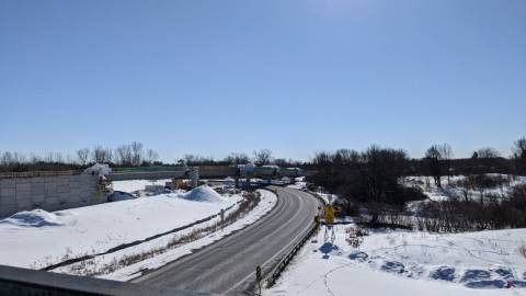 Snapshot of the Lincoln Fields Flyover - February 11, 2021