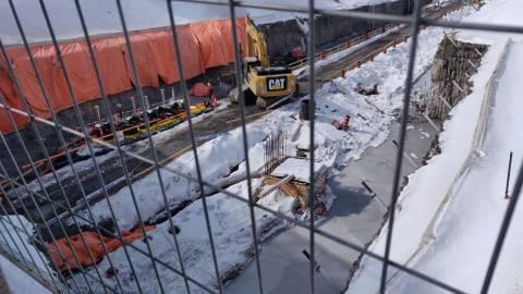Snapshot of Corso Italia Station - March 5, 2021