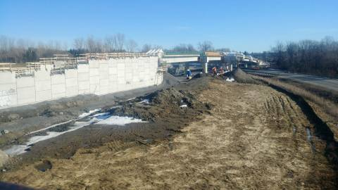 Snapshot of Lincoln Fields Station - March 20, 2021