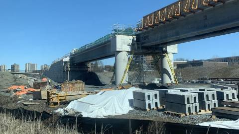Snapshot of the Lincoln Fields Flyover - March 20, 2021