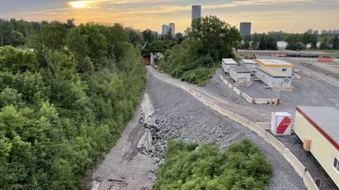 Snapshot of Carleton Station - June 8, 2021