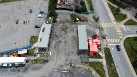 Snapshot of Carleton Station - July 1, 2021
