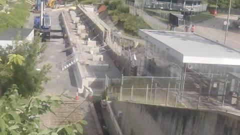 Snapshot of Mooney's Bay Station - July 28, 2021