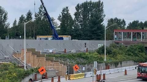 Snapshot of Greenboro Station - August 7, 2021