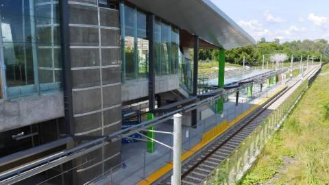 Snapshot of Cyrville Station - August 12, 2018