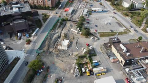 Snapshot of Carleton Station - August 24, 2021