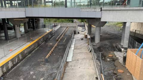 Snapshot of Bayview Station - August 29, 2021