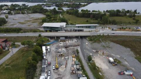 Snapshot of Bayview Station - September 2, 2021