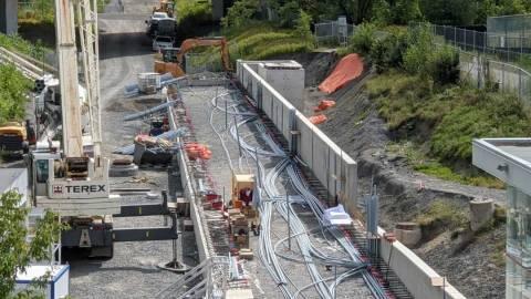 Snapshot of Mooney's Bay Station - September 1, 2021