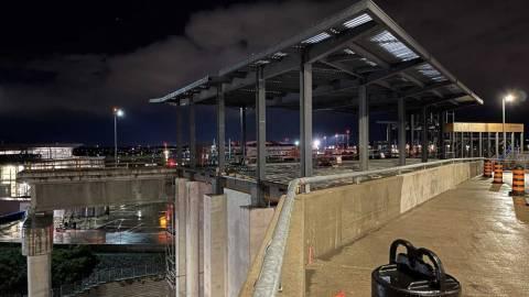 Snapshot of Airport Station - September 7, 2021