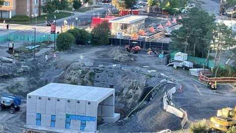 Snapshot of Carleton Station - September 16, 2021
