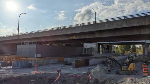Snapshot of Bayview Station - September 17, 2021